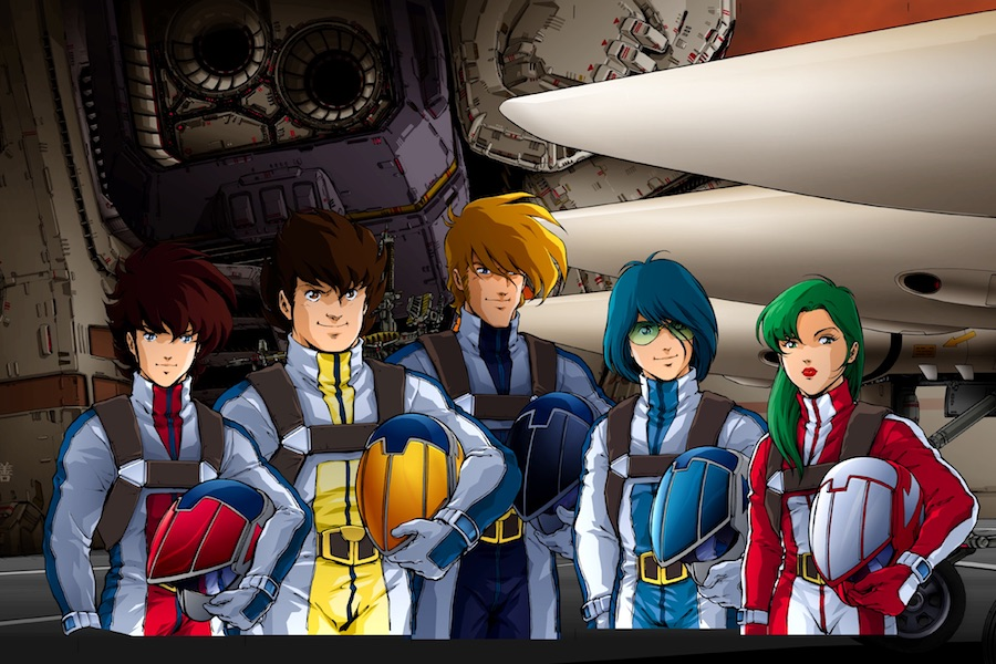 'Robotech' Catalog Streaming on AVOD Platforms