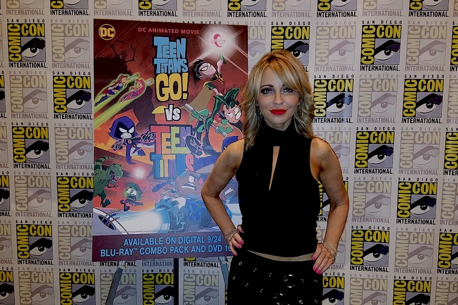 'Teen Titans' Talent Reflects on OG, New Series Movie Matchup