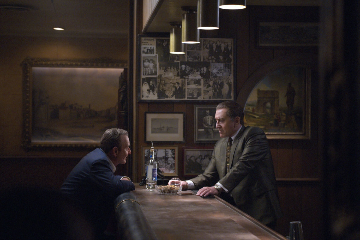 Netflix Releases 'The Irishman' Movie Trailer