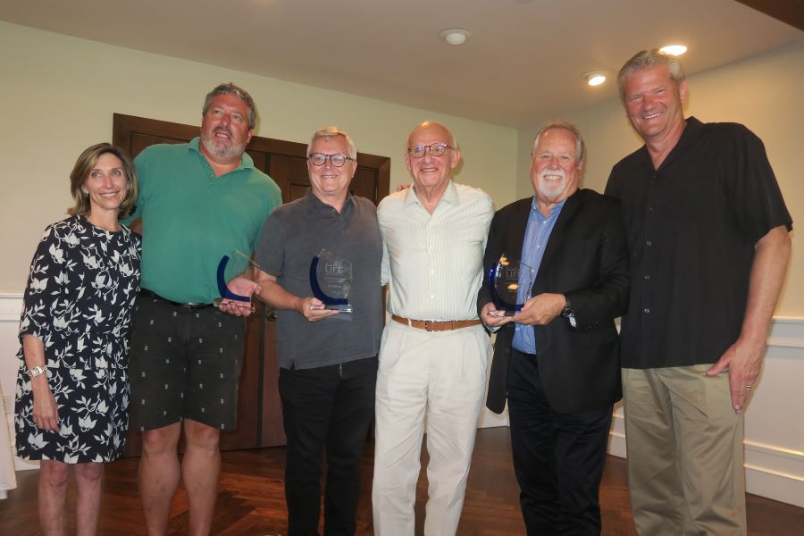 Home Entertainment Industry Golf Tournament a Big Win