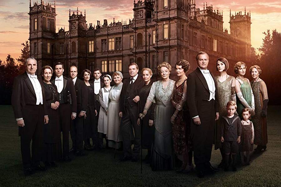 PBS Offers 'Downton Abbey' Series on Disc for Bow of Feature this Fall