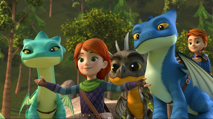 Netflix to Launch Diverse Slate of Original Preschool Content