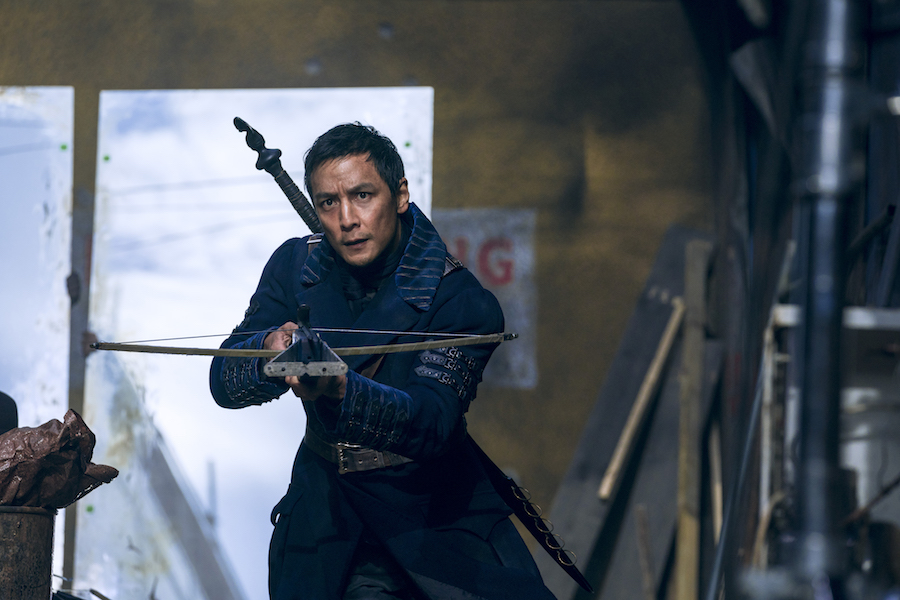 Third Season of 'Into the Badlands' Coming to Disc Aug. 27 From Lionsgate