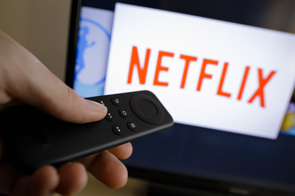 Netflix Stock Loses All Gains Made in 2019
