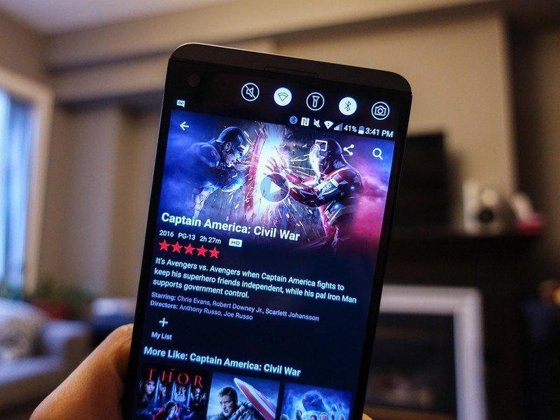 Netflix Stock Up as App Downloads Surge
