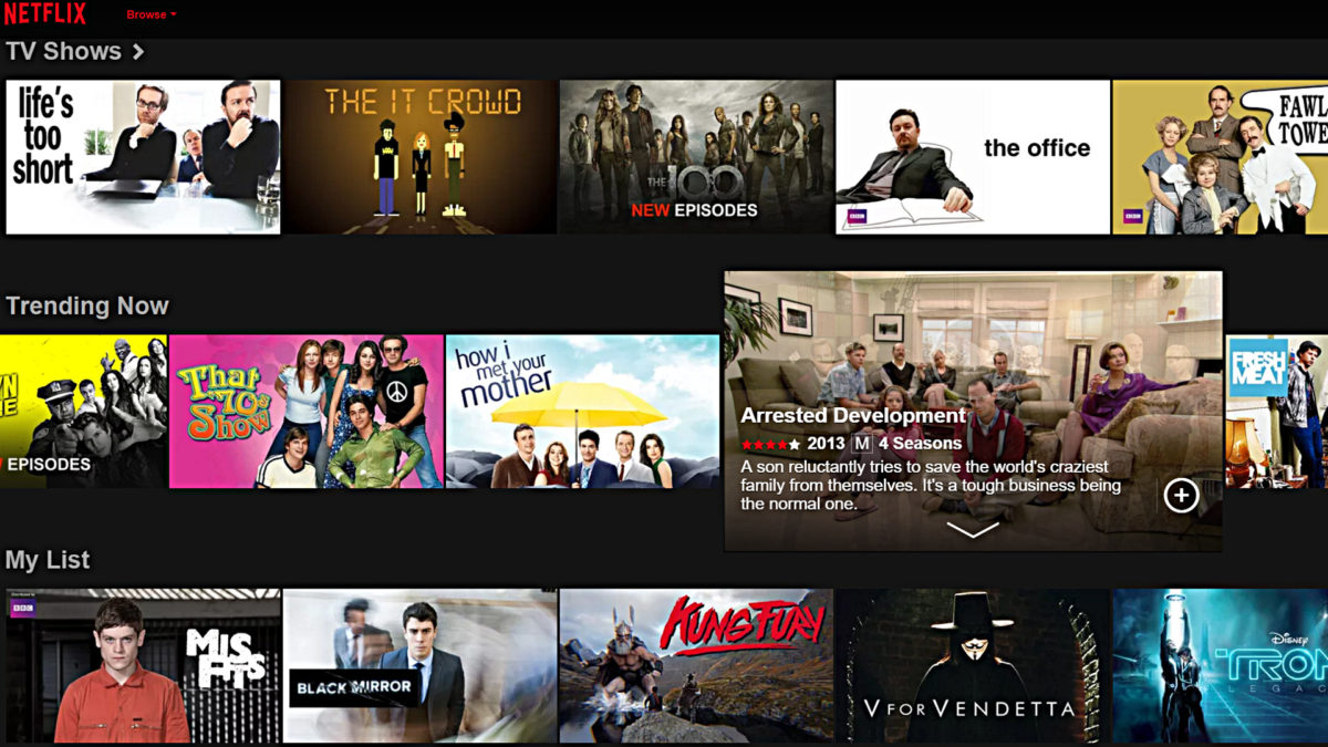 Netflix Australia Tops 11.6 Million Subscribers