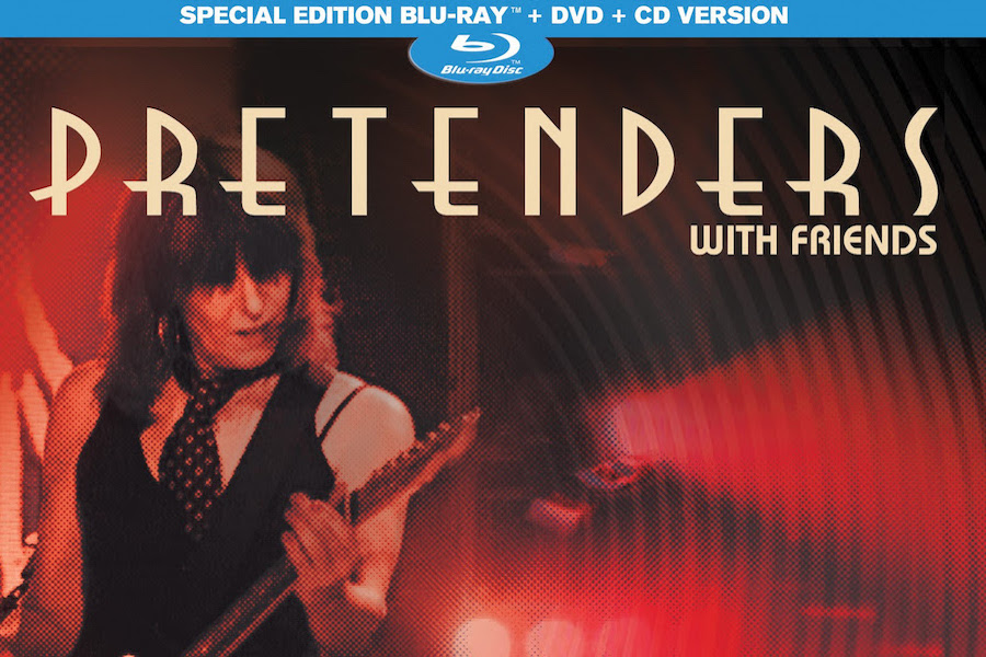 Concert Film 'Pretenders With Friends' Available in Blu-ray Combo Pack From MVD
