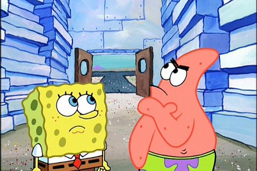 It's a 'SpongeBob SquarePants' World at ViacomCBS