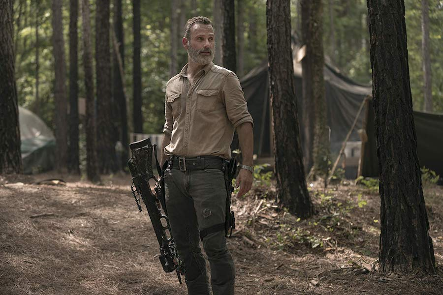 Season Nine of 'The Walking Dead' Strolls to Disc and Digital Aug. 20 From Lionsgate