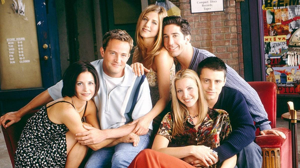 WarnerMedia Readying 'Friends' Pop-Up Retail Store