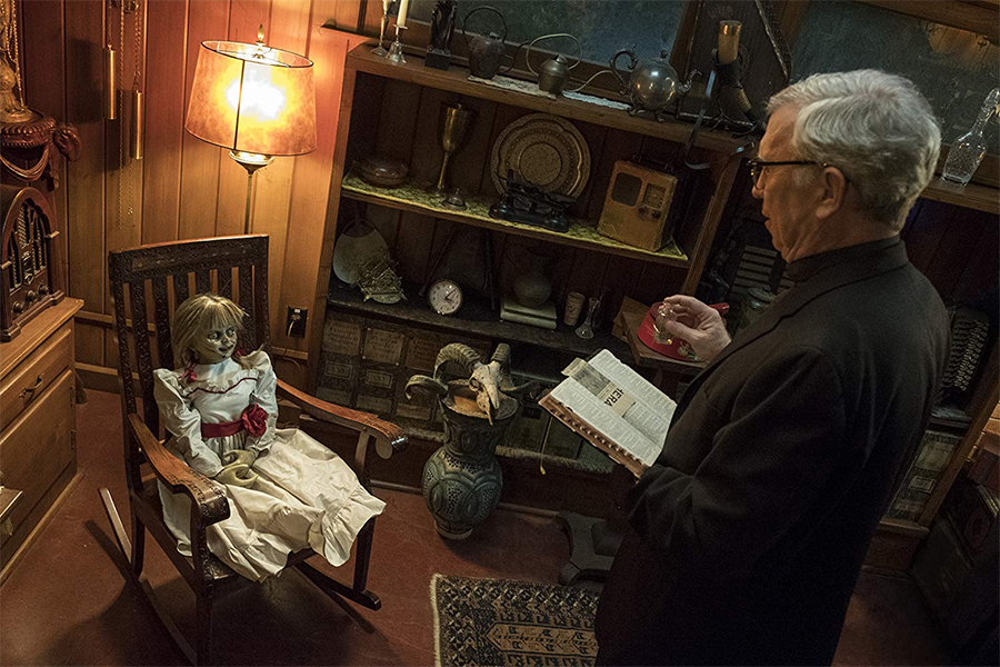 'Annabelle Comes Home' Available Digitally Sept. 17, on Disc Oct. 8