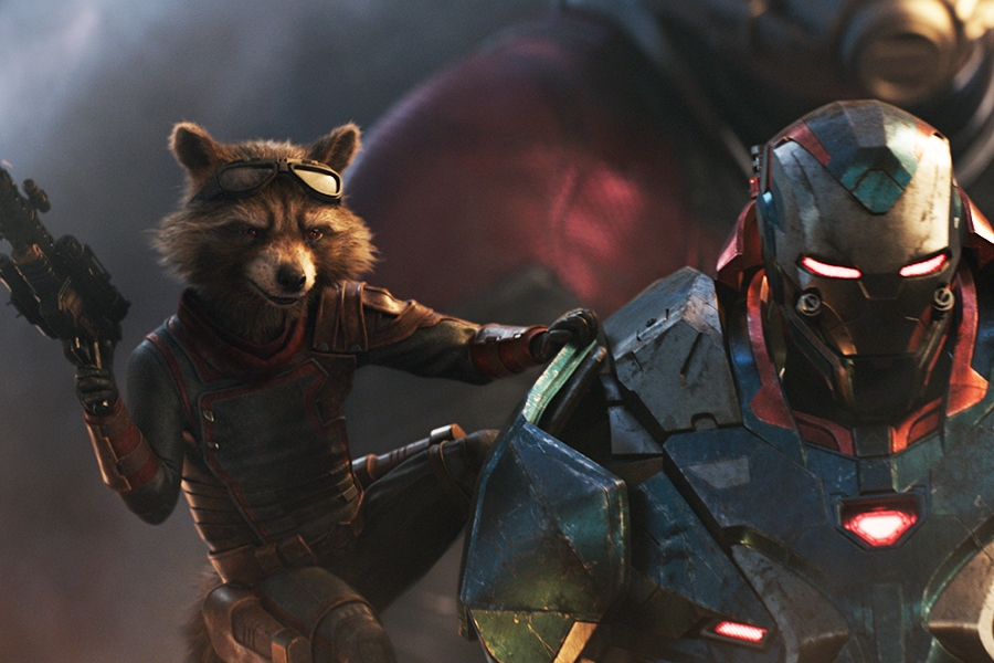 'Avengers: Endgame' Dominates Disc Sales