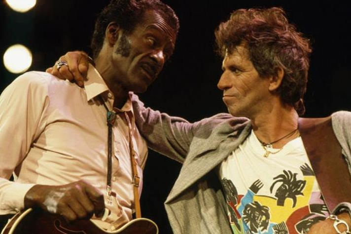 Chuck Berry Tribute Concert Film Debuts on Blu-ray Disc