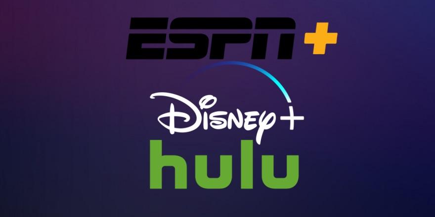 Disney to Bundle Disney+, ESPN+ and Hulu for $12.99, on Par with Netflix