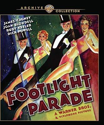 Mike's Picks: 'Footlight Parade' and 'Wild in the Country'