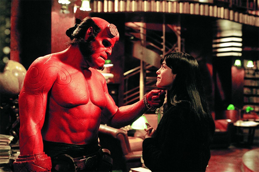 Sony Releasing Original 'Hellboy' Film on 4K Ultra HD Blu-ray Oct. 15