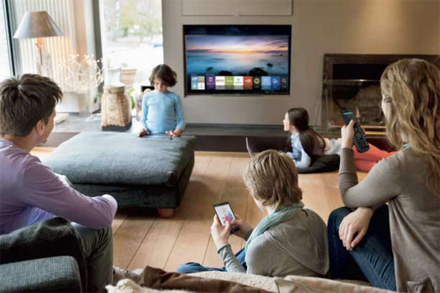 Parks: 90% of Households With Children at Home Subscribe to at Least One OTT Service