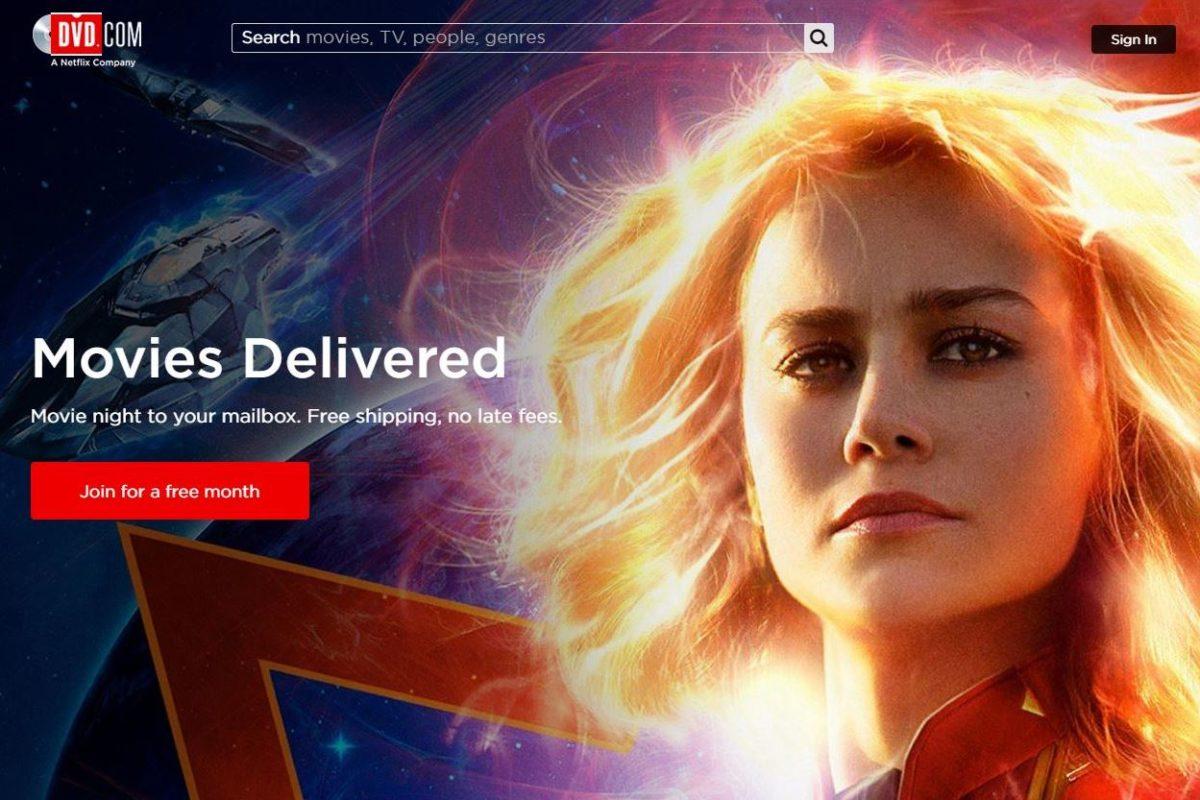 Netflix Has Now Delivered 5 Billion Rental Discs