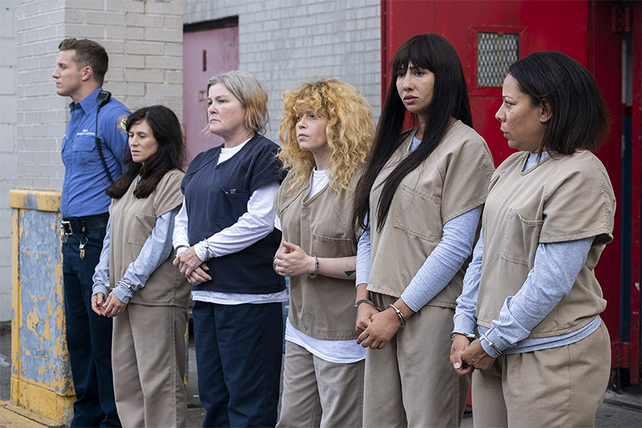 Netflix's 'Orange Is the New Black' Top Binge, 'Sintonia' Leads 'Shows on the Rise' on TV Time Charts