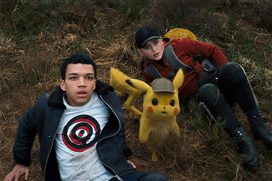 'Detective Pikachu' Keeps No. 1 Spot on Redbox Disc and Digital Charts