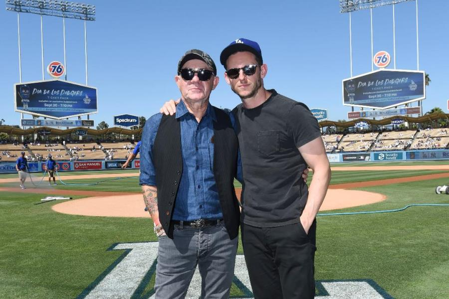 'Rocketman' Returns to Dodger Stadium
