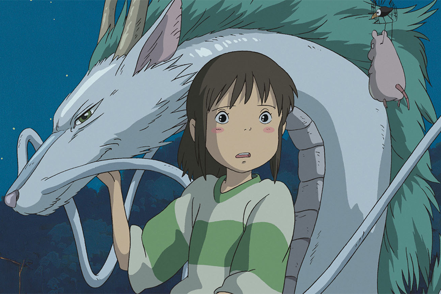 Deluxe Spirited Away Blu Ray Collector S Set Due Nov 12 Media Play News