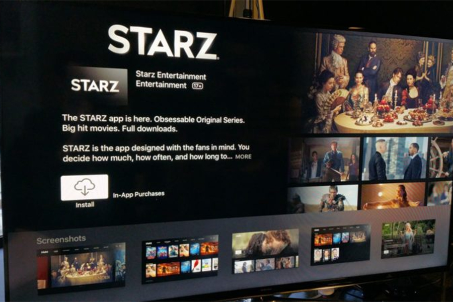 Starz Adds Record 1.2 Million OTT Subs