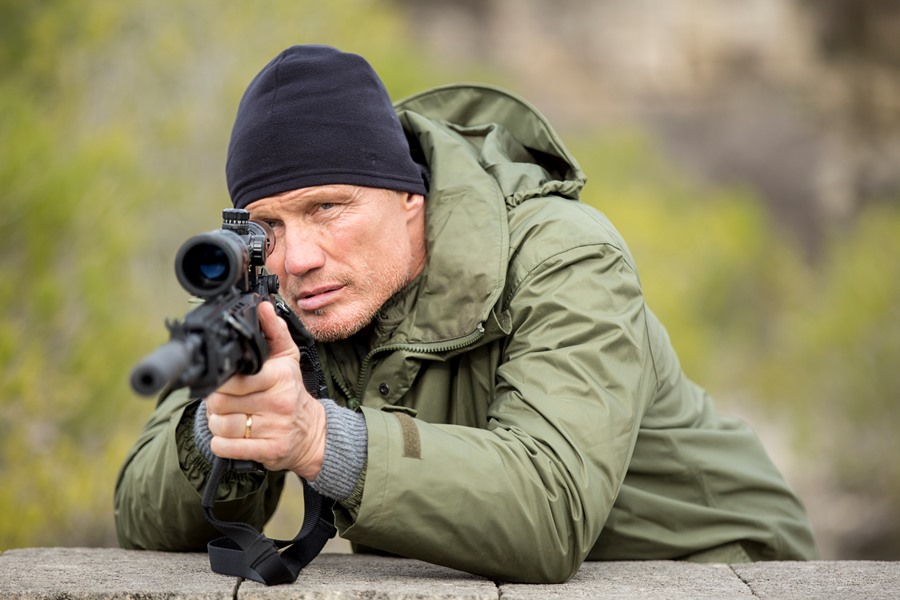 Dolph Lundgren's 'The Tracker' Hits DVD, Blu-ray Disc, Digital on Sept. 24