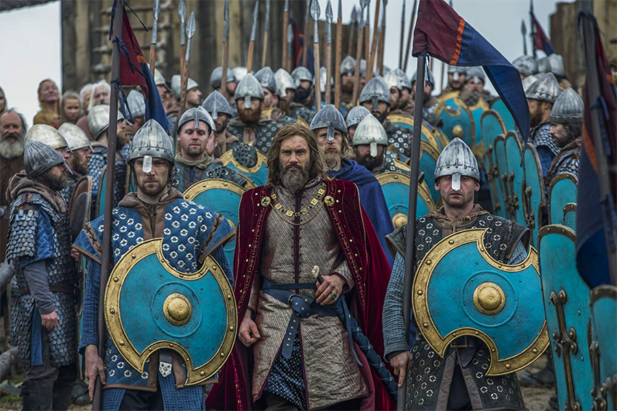 Second Half of 'Vikings' Season 5 on Disc Oct. 8