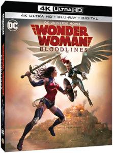 Warner Releasing 'Wonder Woman: Bloodlines' Animated Movie in