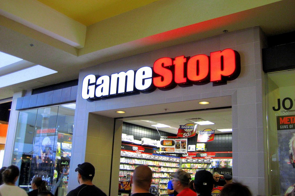 GameStop Winter Retail Sales Fell 27.5%