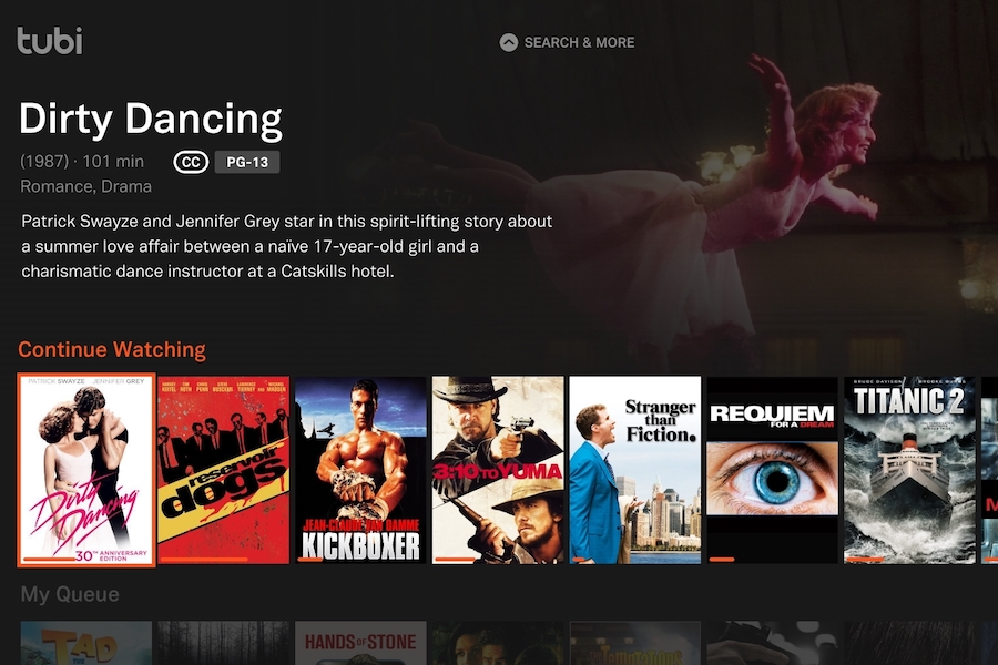 AVOD Service Tubi Launches in Australia