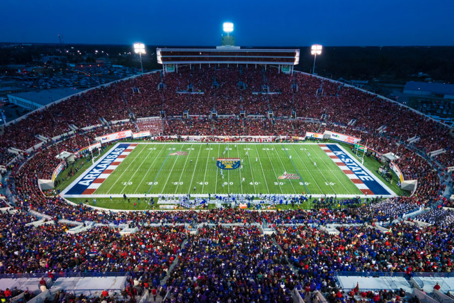 Fan Interactive Software Coming to College Football's Liberty Bowl