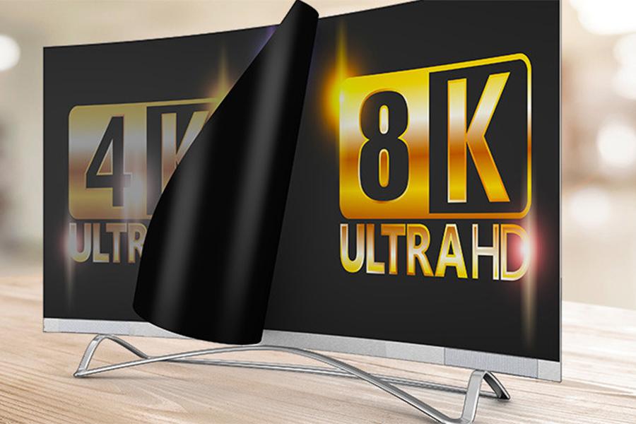 Sharp to Showcase 120-Inch 8K, 5G Televison