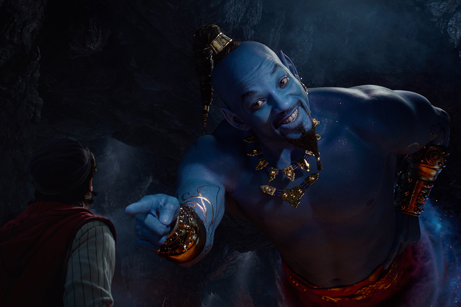 'Aladdin' Rides Magic Carpet to Top of September Sales Chart