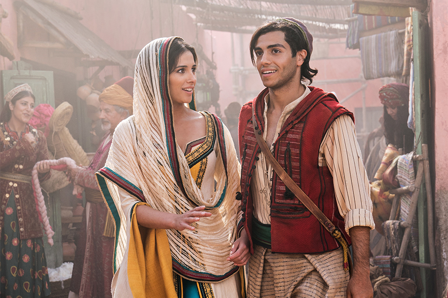 'Aladdin' Jumps Back Into Top Disc Sales Spots