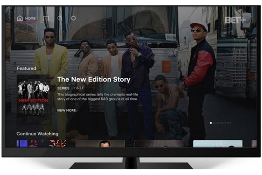 Viacom's $9.99 BET+ Streaming Service Launches