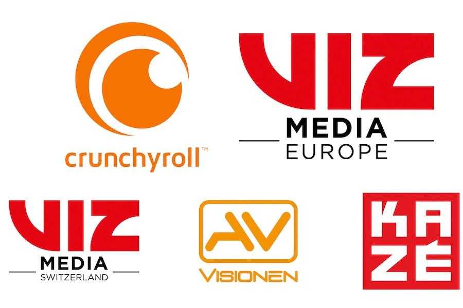 Crunchyroll Inks Deal with Viz Media Europe