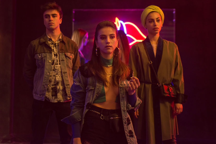 Netflix's 'Elite' Tops TV Time Charts