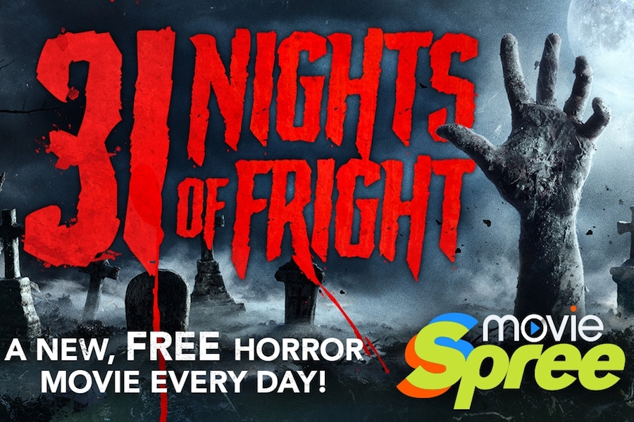 Mill Creek's movieSpree TVOD Service Launching '31 Nights of Fright' Promotion
