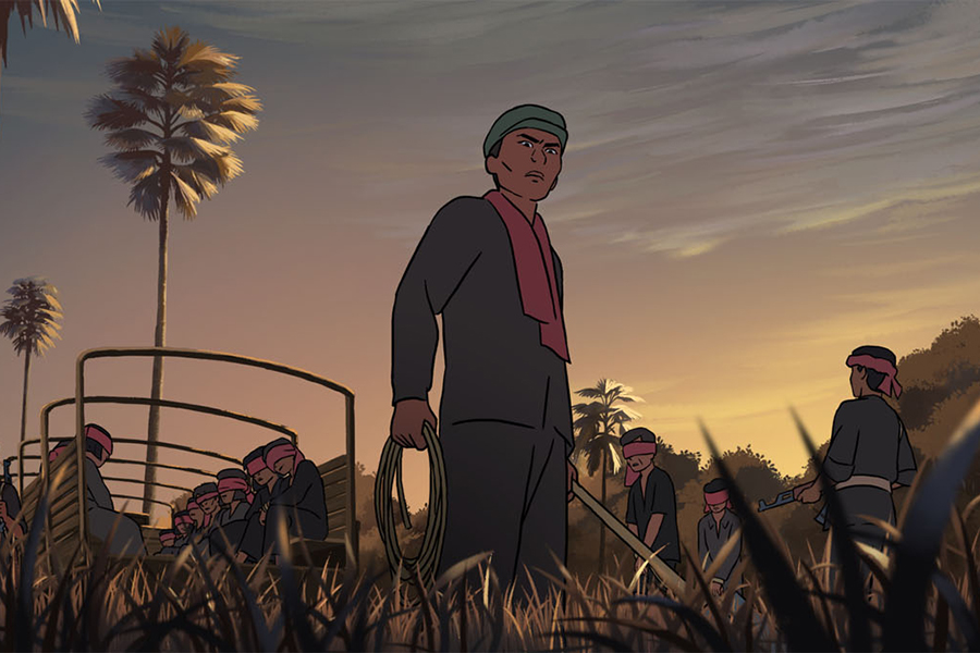 Animated Drama 'Funan' on Blu-ray Dec. 3 from Shout! Factory