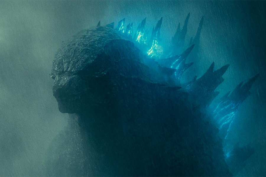 'Godzilla' Is King of the Sales Charts