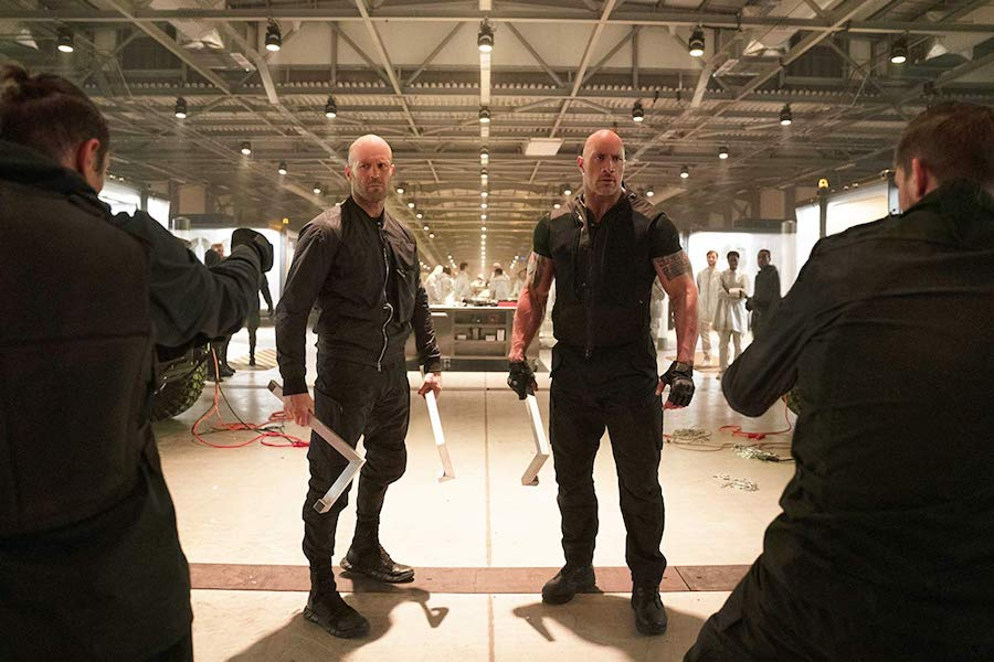 Actioner 'Hobbs & Shaw' Speeds to Digital Oct. 15, Disc Nov. 5 Including 4K