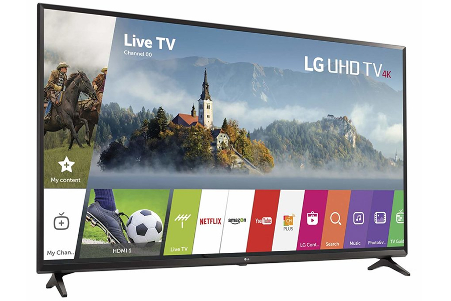 LG Bowing 'Native Ad' Technology for Connected TVs