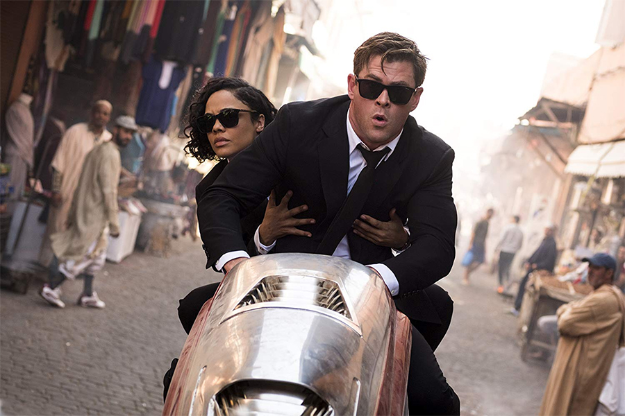Merchandising: Here Come the 'Men in Black' Exclusives
