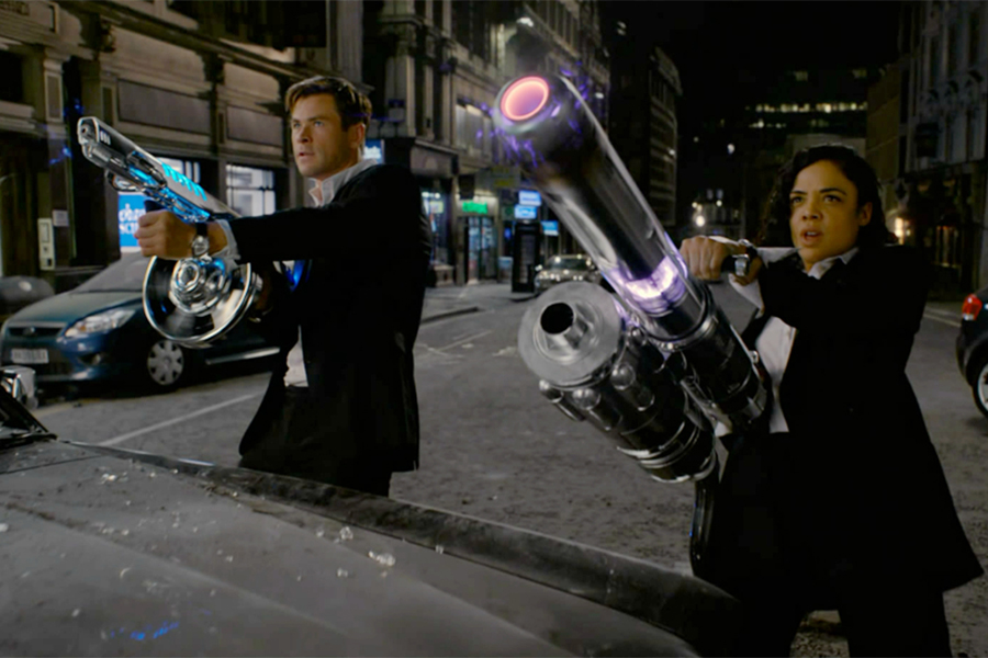 'Men in Black: International' Reaches Top Spot on Disc Sales Charts