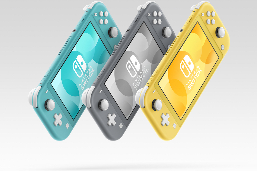Nintendo Switch Lite Launches