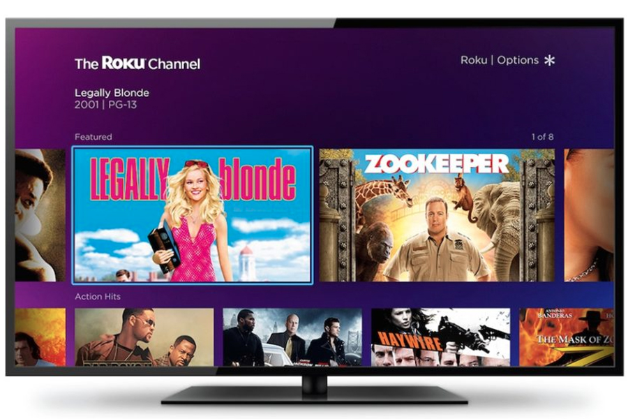 Roku Streaming Free Premium Content Through End of the Year