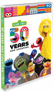 Shout! Factory Releasing 'Sesame Street' 50th Anniversary