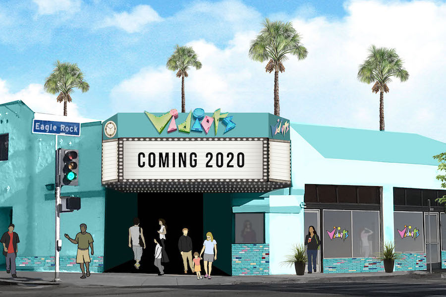 Iconic Video Store and Film Nonprofit Vidiots Relaunching in L.A.